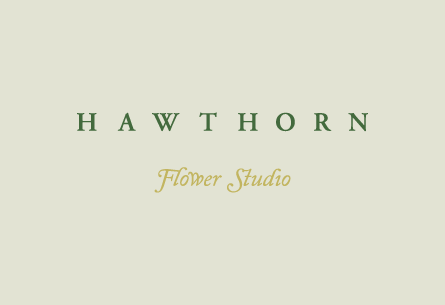 Hawthorn Flower Studio