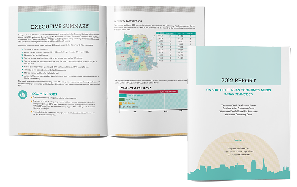 Report design by Swash Design Studio.