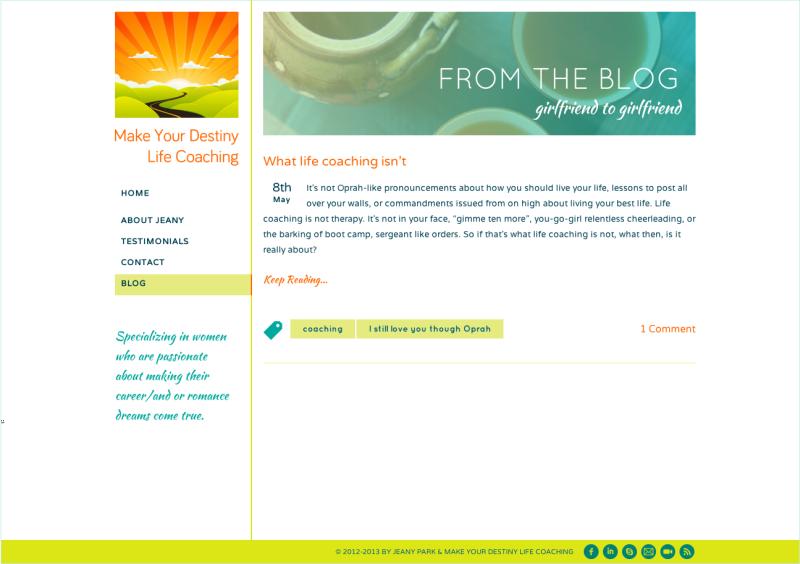Web design and development by Swash Design Studio