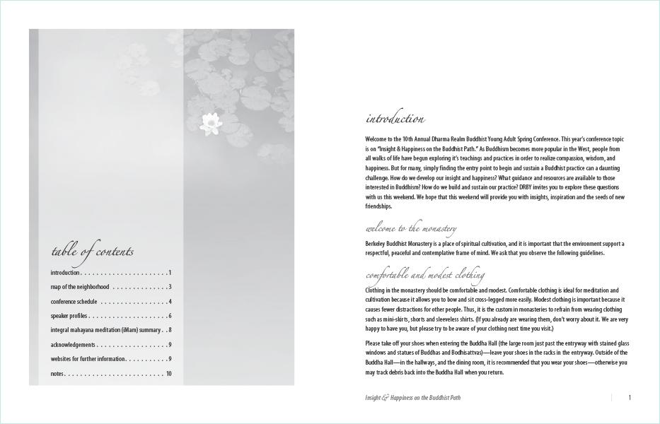 Print design by Swash Design Studio