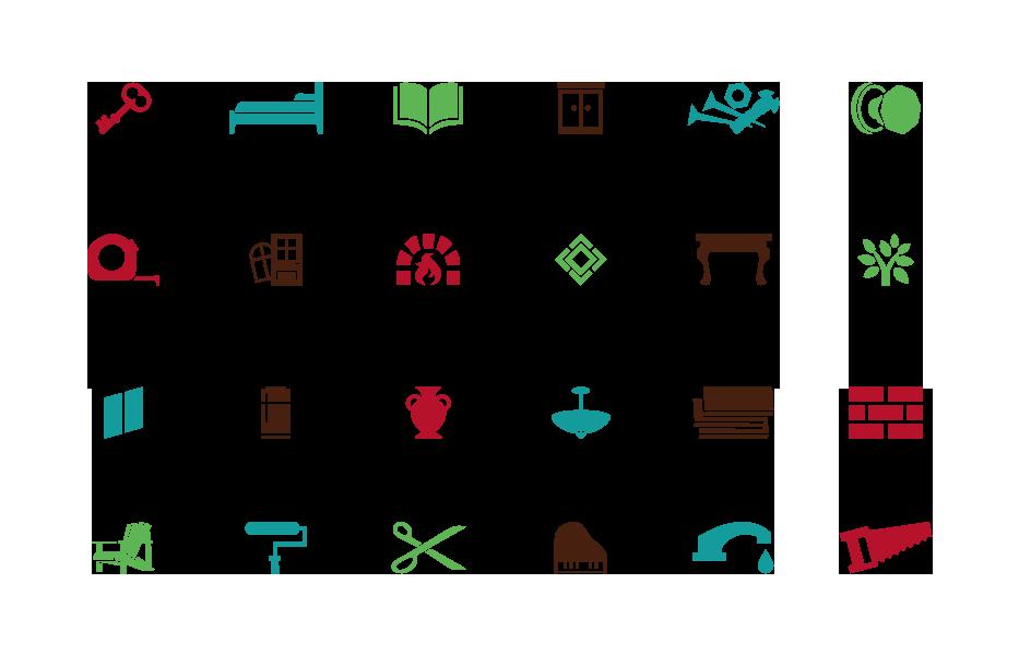 Icon design by Swash Design Studio