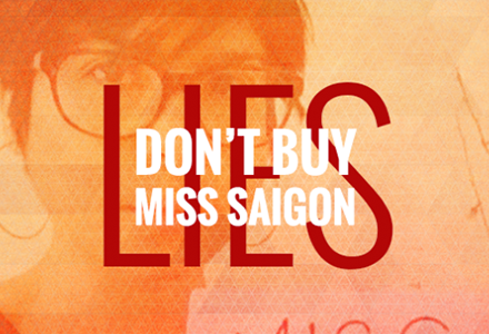 Don't Buy Miss Saigon
